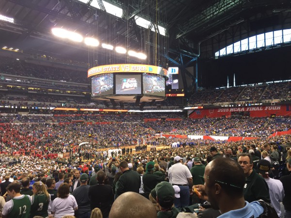 2015 Final Four Indianapolis
